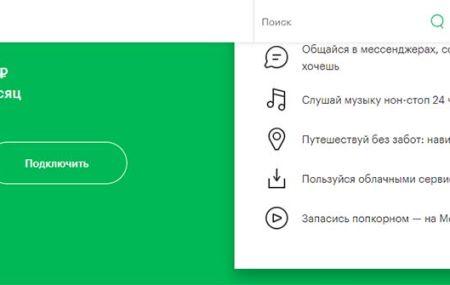 Тарифы Мегафон в Воронеже и Воронежской области 2020 года