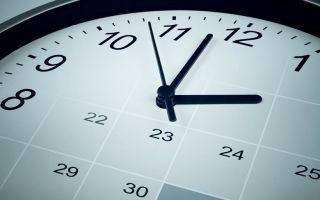 Сроки сдачи отчетности в 2019 году – календарь бухгалтера и таблица для УСН/ИП
