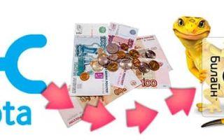 Как перевести деньги с Йоты на Билайн через телефон: способы