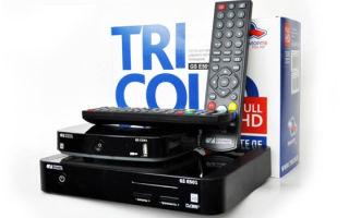Сколько стоит оборудование Триколор ТВ с установкой