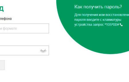 Личный кабинет Мегафон – войти по номеру телефона без пароля на официальный сайт lk megafon ru