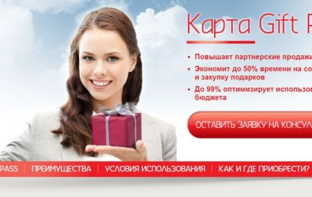 giftpass.ru активация карты Гифт Пасс