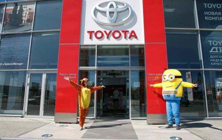 Горячая линия Тойота банка – бесплатный номер телефона
