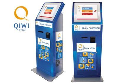 Пополнение Киви через терминалы: Киви, Сбербанка и других банков