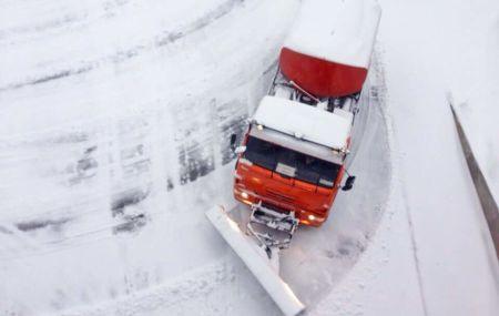 Телефон горячей линии по уборке снега в Москве