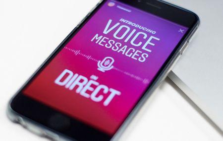 Как отправить голосовое сообщение в Инстаграме