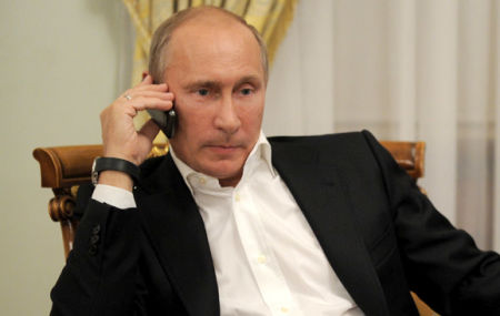 Горячая линия кандидата в президенты 2020г Путина В. В.