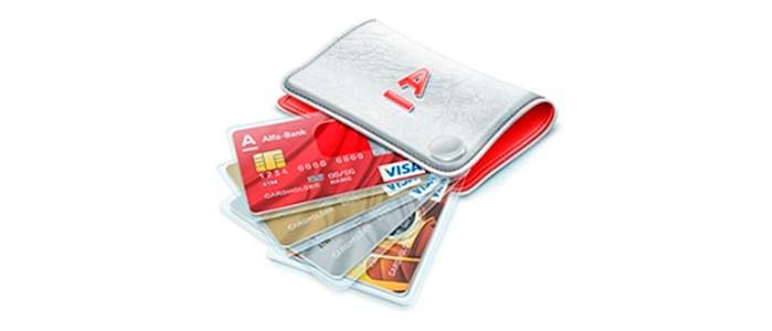 оплатить кредит альфа банк через интернет банковской картой сбербанка