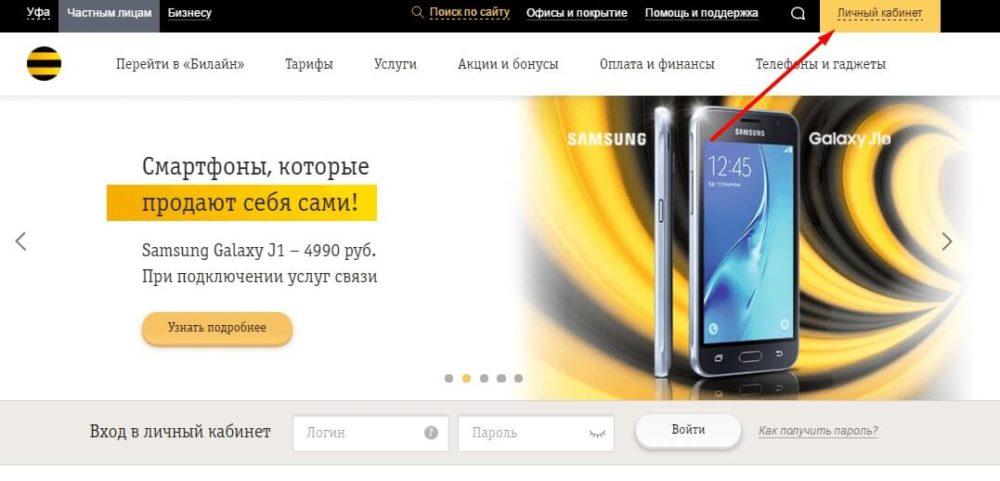 bilayn tarif vsYo za 600 rubley v mesyats