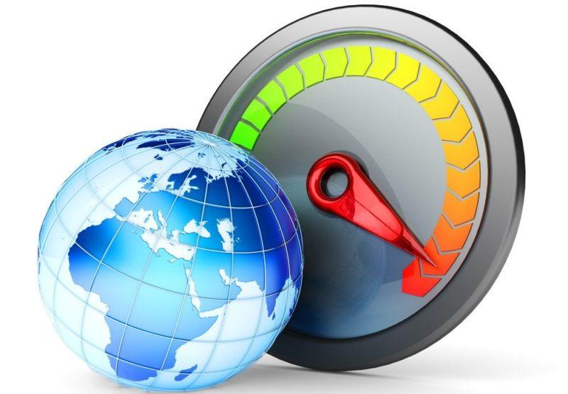 измерить скорость интернета ростелеком