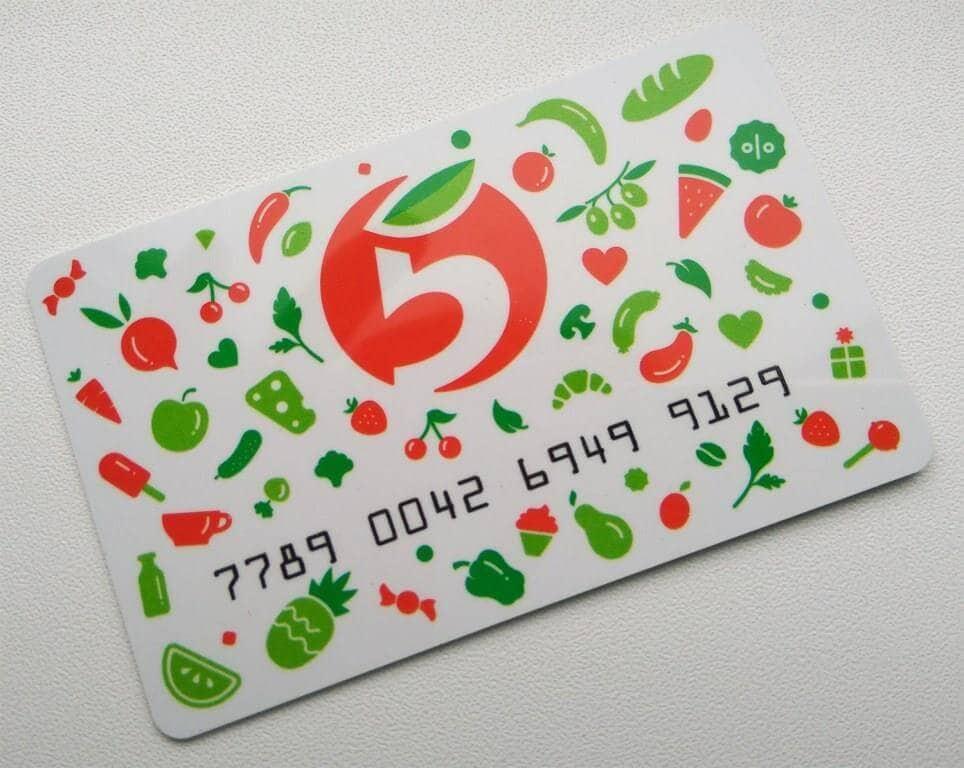 www 5ka ru card активация карты пятерочка