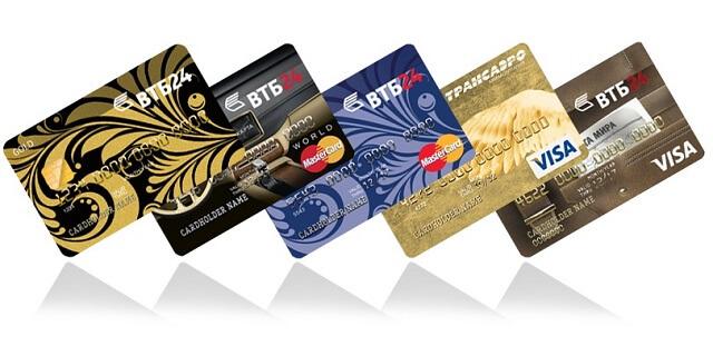 втб кредитная карта с кешбеком