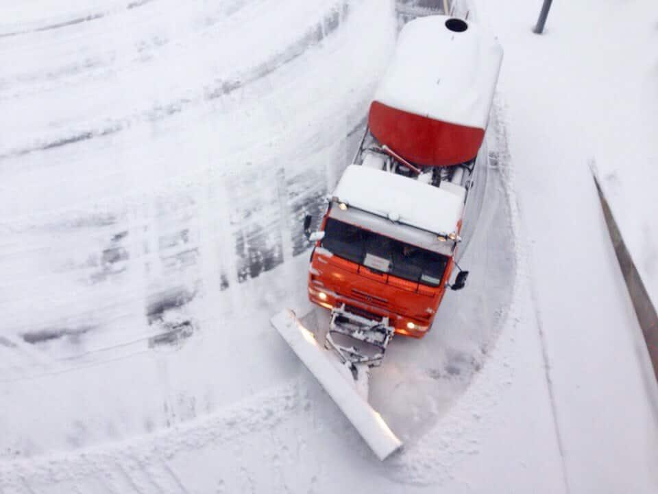 горячая линия уборка снега москва юузао