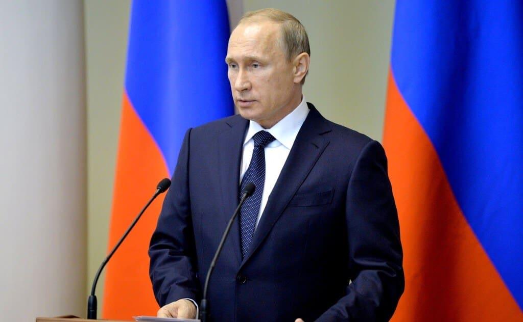 инаугурация президента россии