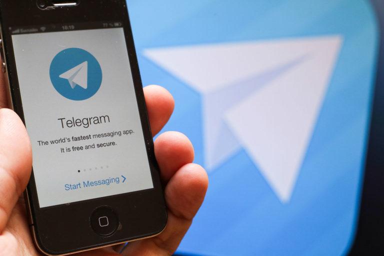 телеграм блокировка в россии