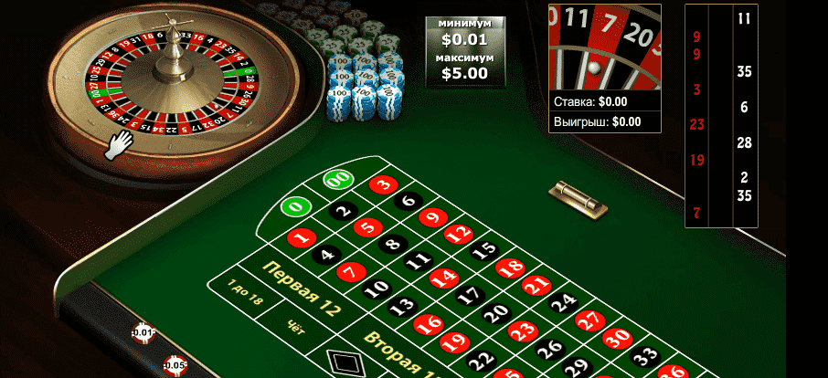 как в казино выиграть в рулетку