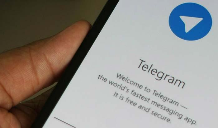 почему в телеграмме не загружаются фото
