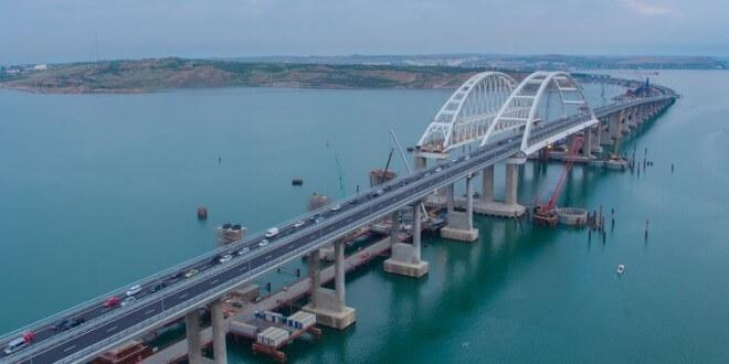 сколько стоит проезд по крымскому мосту