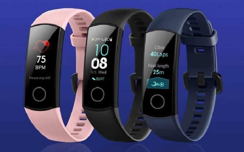 huawei honor band 5 дата выхода
